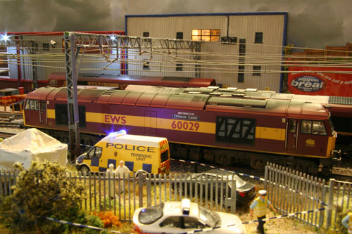 Wells Green TMD - On My Workbench